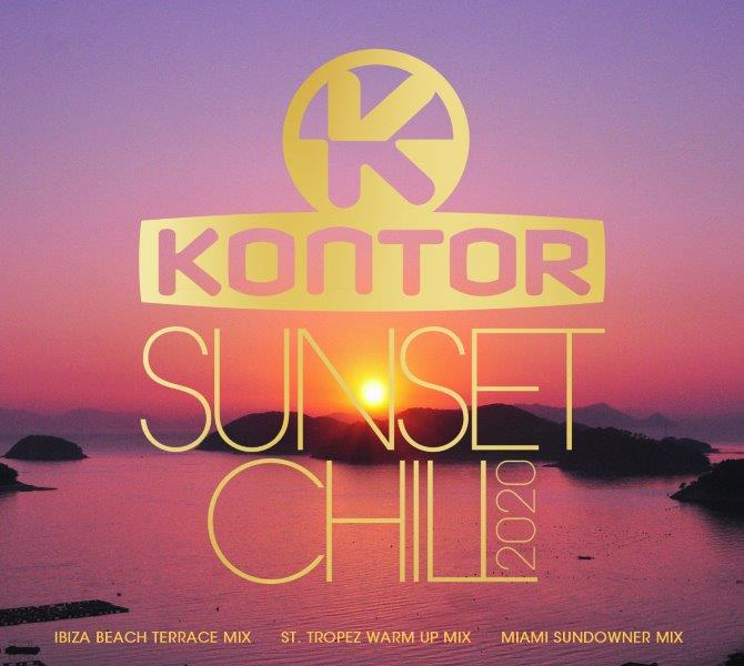 Cover Kontor Sunset Chill 2020 RGB Online
