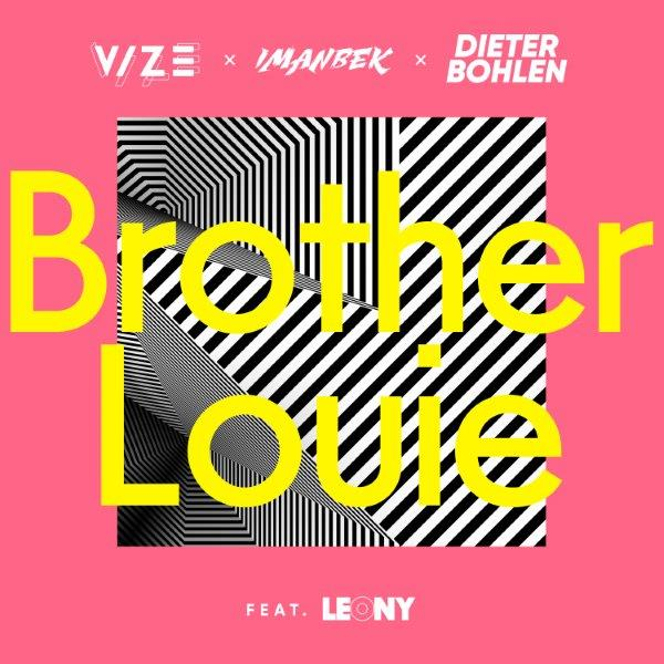 Cover VIZE Imanbek  Dieter Bohlen feat. Leony   Brother Louie