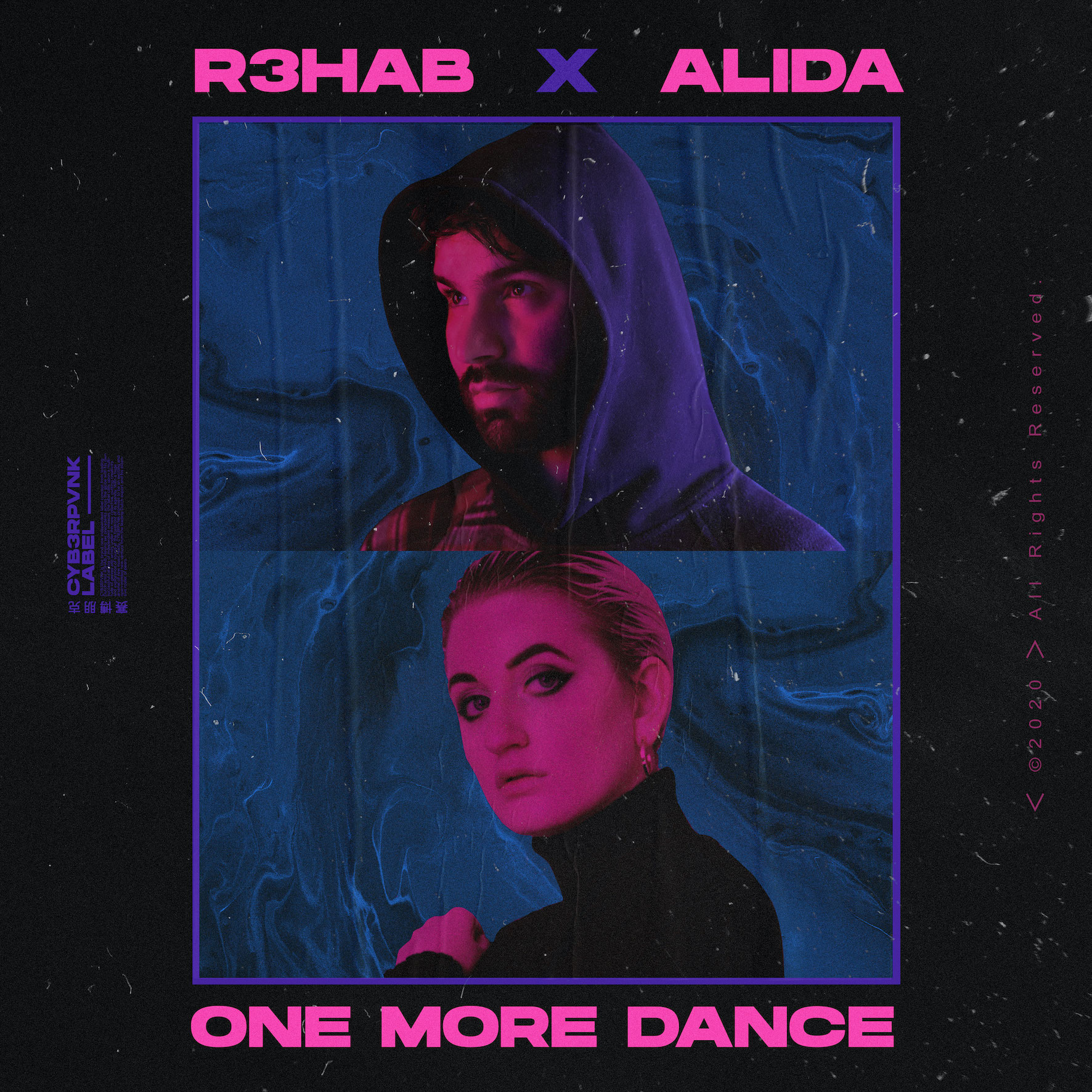 Cover R3HAB x ALIDA   One more dance