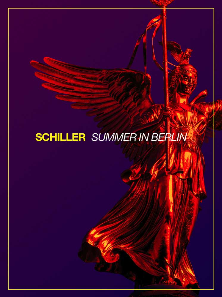 SCHILLER Summer in Berlin Cover Preview2